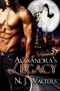 Alexandras Legacy (Legacy) Cover