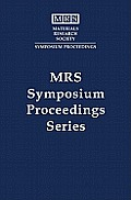 Nanowires Systhesis, Properties, Assembly and Applications: Volume 1144 (Mrs Proceedings)