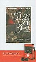 The Clan of the Cave Bear [With Headpones]