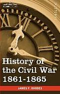 History of the Civil War 1861-1865