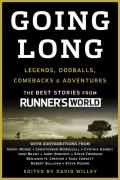 Going Long: Legends, Oddballs, Comebacks & Adventures Cover