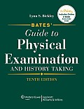 Bates' Guide to Physical Examination 10th ] Bates Visual Guide to Physical Assessment CDROM Package