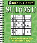 Brain Games Sudoku 2 (Brain Games)