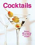 Cocktails & Appetizers Cookbook