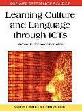 Learning culture and language through ICTs; methods for enhanced instruction