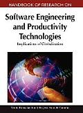 Handbook of research on software engineering and productivity technologies; implications of globalization