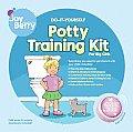 Do-It-Yourself Potty Training Kit for Big Girls