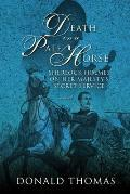 Death on a Pale Horse: Sherlock Holmes on Her Majesty's Secret Service (Pegasus Crime) Cover