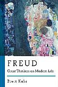Freud: Great Thinkers on Modern Life (Great Thinkers on Modern Life)