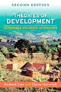 Theories of Development: Contentions, Arguments, Alternatives (2ND 09 Edition) Cover