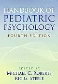 Handbook of Pediatric Psychology
