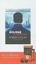 The Bourne Ultimatum with Headphones