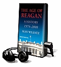 The Age of Reagan (Playaway Adult Nonfiction) Cover