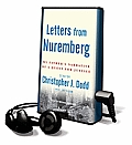 Letters from Nuremberg (Playaway Adult Nonfiction) Cover
