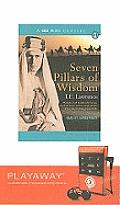 Seven Pillars of Wisdom with Headphones (Playaway Adult Nonfiction)