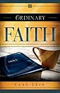 Ordinary Faith