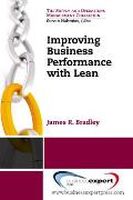 Improving Business Processes Using Lean