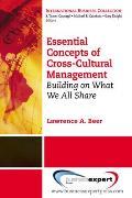Essential Concepts of Cross-Cultural Management