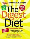 The Digest Diet: The Best Foods for Fast, Lasting Weight Loss Cover