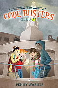 Code Busters Club #02: The Haunted Lighthouse Cover