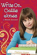 Write On, Callie Jones Cover