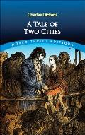 A Tale of Two Cities (Dover Thrift Editions) Cover