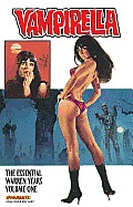 Vampirella The Essential Warren Years Volume 1