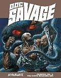 Doc Savage Archives Volume 1: The Curtis Magazine Era Hc by Doug Moench