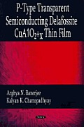 P-Type Transparent Semiconducting Delafossite Cua102+x Thin Film