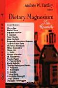 Dietary Magnesium: New Research