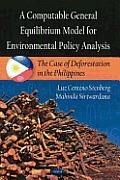 Computable General Equilibrium Model for Environmental Policy Analysis: the Case of Deforestation in the Phillipines