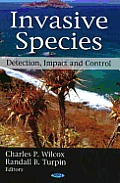 Invasive Species: Detection, Impact and Control