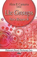 Lie groups; new research