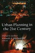 Urban Planning in the 21st Century