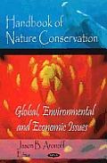 Handbook of Nature Conservation