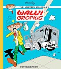 Wally Gropius: The Umpteen Millionaire Cover