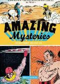 Amazing Mysteries: The Bill Everett Archives (Bill Everett Archives) Cover