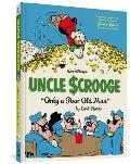 "Walt Disney's Uncle Scrooge: ""Only a Poor Old Man"" (Complete Carl Barks Disney Library) Cover"