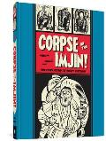Corpse on the Imjin and Other Stories (EC Comics Library) Cover