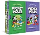 Walt Disney's Mickey Mouse Color Sundays Gift Box Set (Walt Disney's Mickey Mouse)
