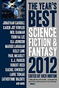 Years Best Science Fiction & Fantasy 2012 Edition