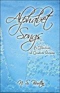 Alphabet Songs: A Collection of Creative Verses