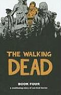 The Walking Dead Volume 4 Hc Cover
