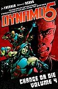 Dynamo 5 Volume 4 Change or Die