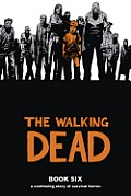 The Walking Dead Book 6 Cover