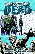 Walking Dead #15 Cover