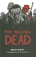 The Walking Dead Book 8 Hc (Walking Dead) Cover