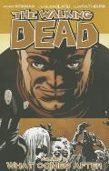 The Walking Dead Volume 18 Tp: What Comes After (Walking Dead) Cover