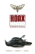 Hoax Hunters Volume 3 The Book of Mothman