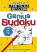 Uncle John's Bathroom Puzzler Genius Sudoku